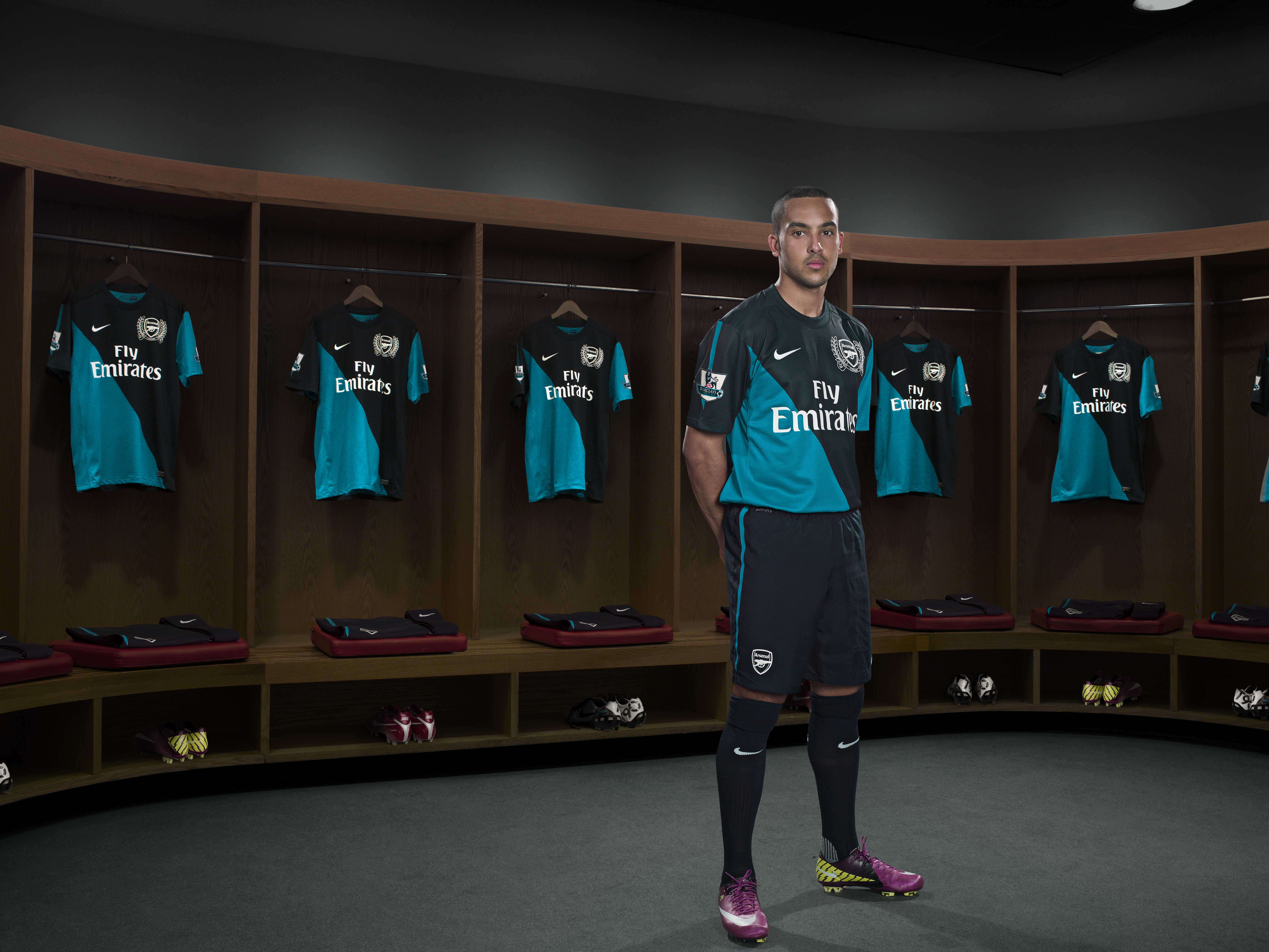 more photos 02913 16493 Nike reveals Arsenal 125th Anniversary Away Kit – SportLocker