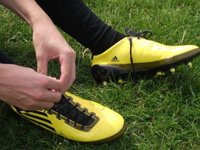 brand new 22f55 aa2d2 Football boot review  Adidas F50 adiZero