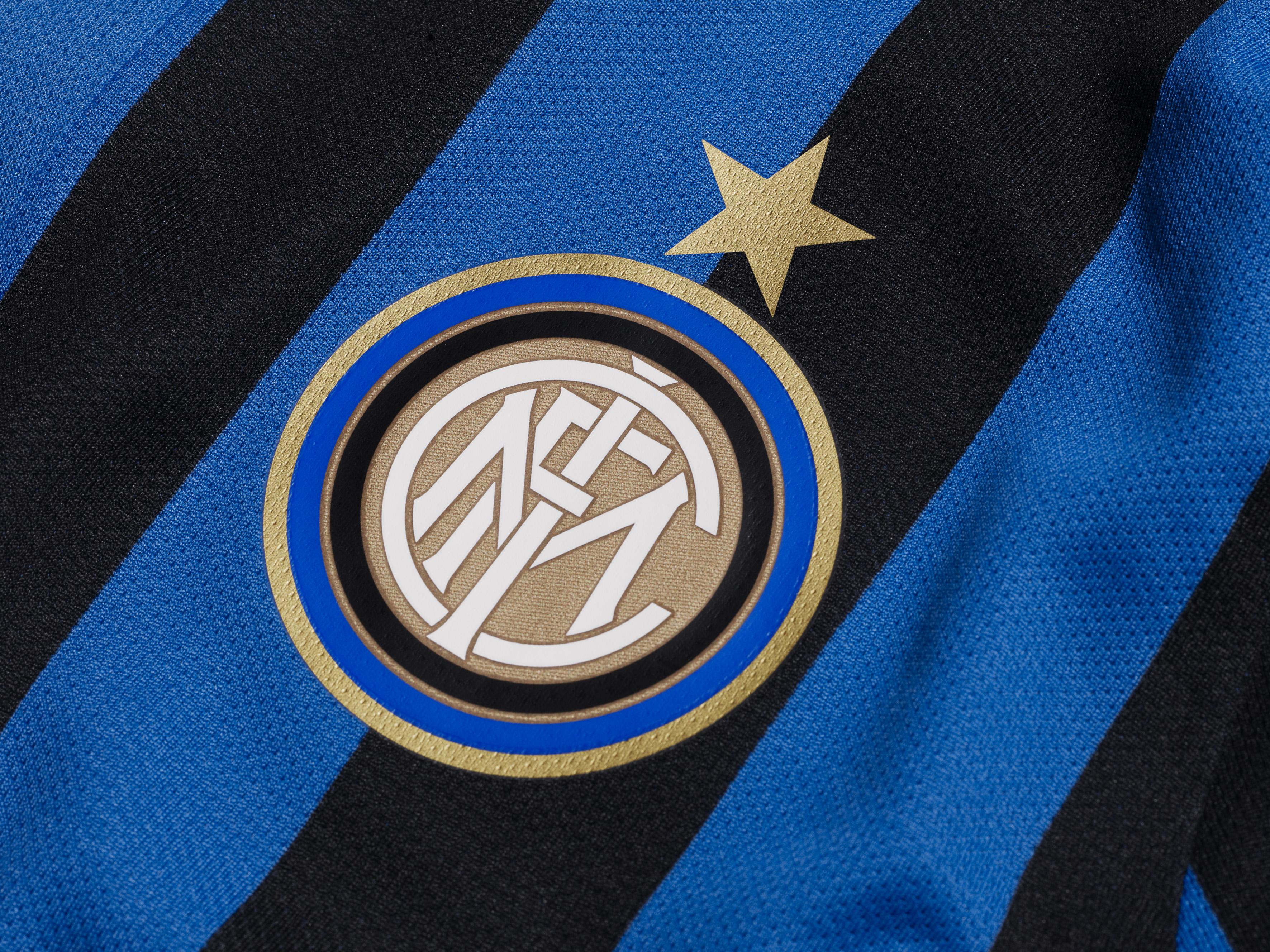 Nuevas camisetas de entrenamiento Nike del Inter de Milán