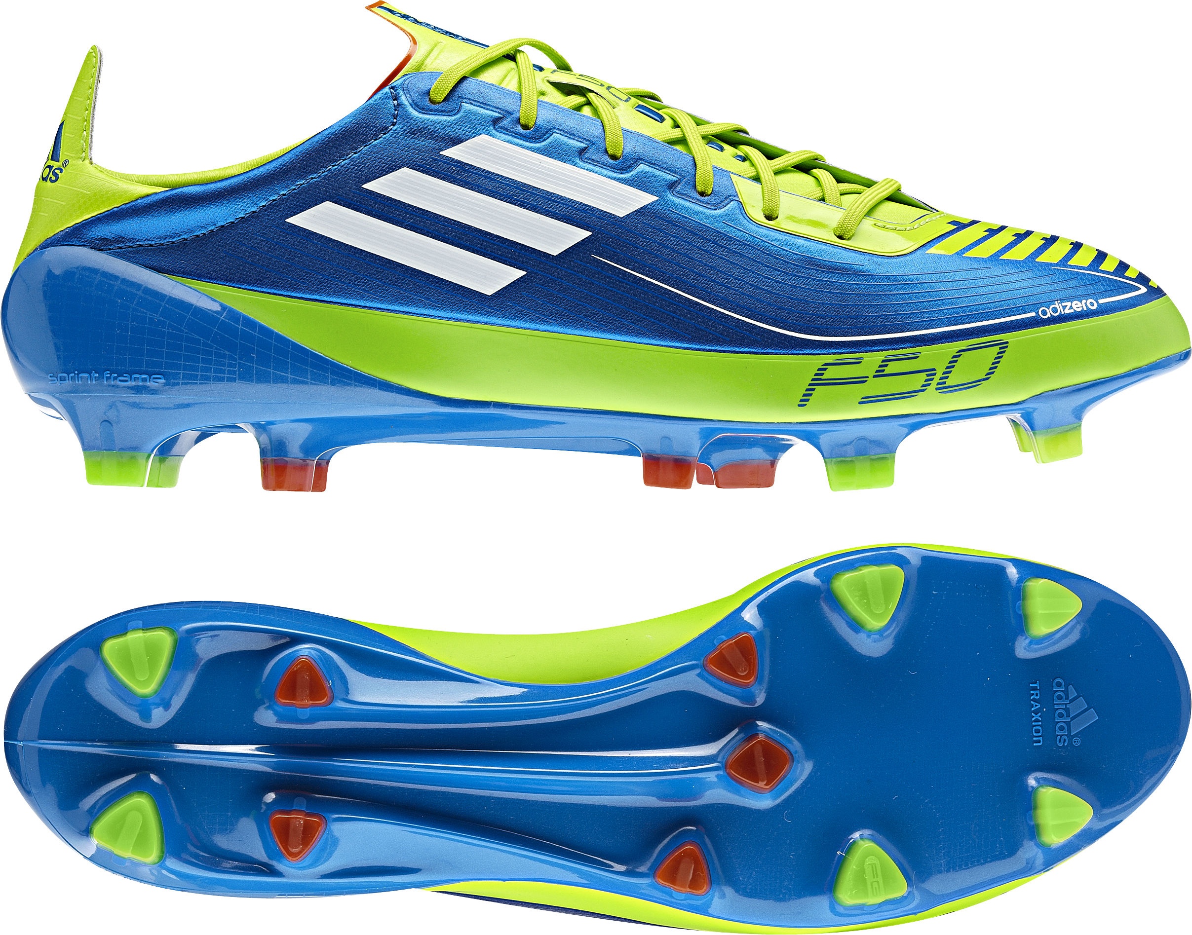 35f0707f4 Football boot release  New adidas f50 adizero Prime colourway  Blue ...