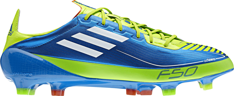 0cdf5074f Football boot release  New adidas f50 adizero Prime colourway  Blue ...