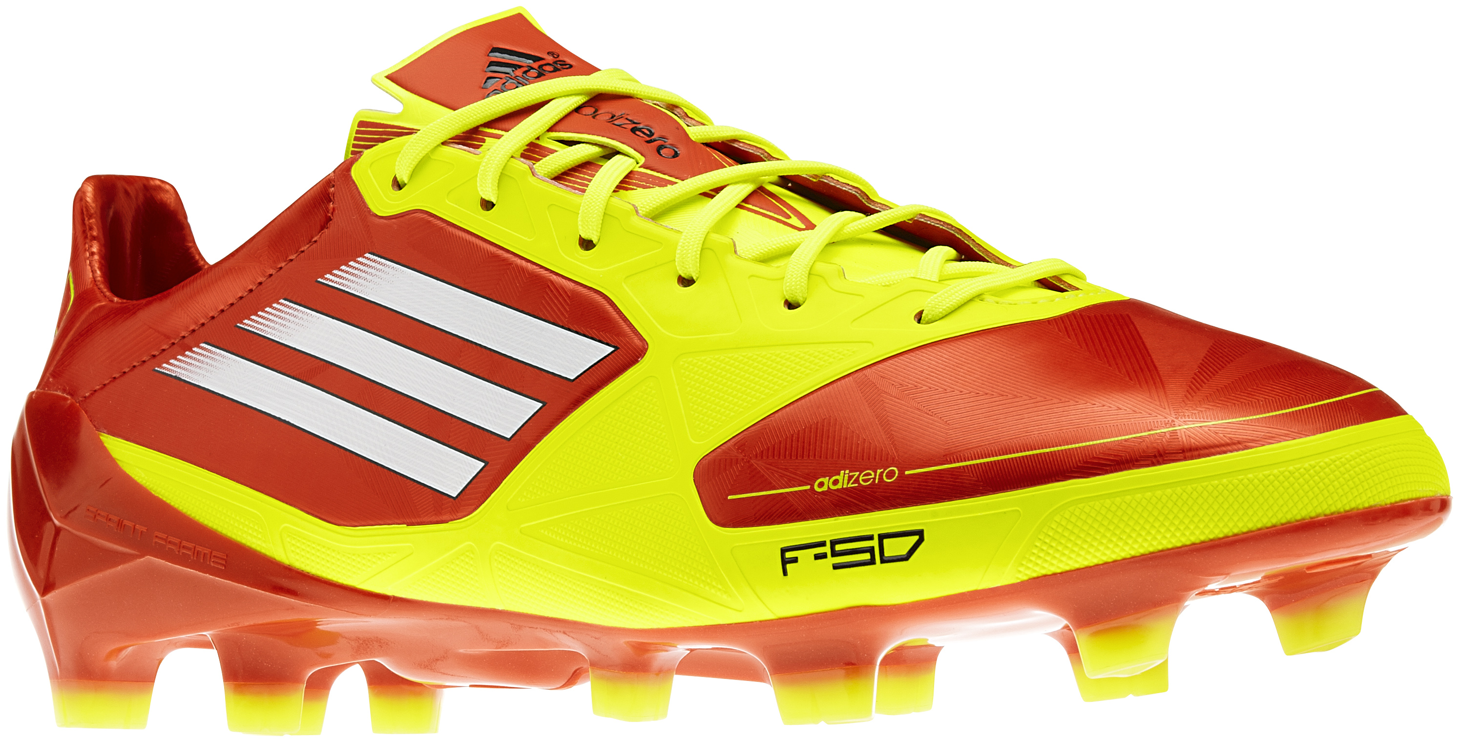 04832ae5d Football boot release  adidas F50 adizero miCoach in pictures ...