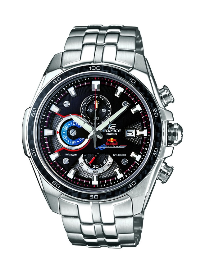 48e3f1ed3957 Equipment release  Casio EDIFICE watches as designed by Sebastian Vettel