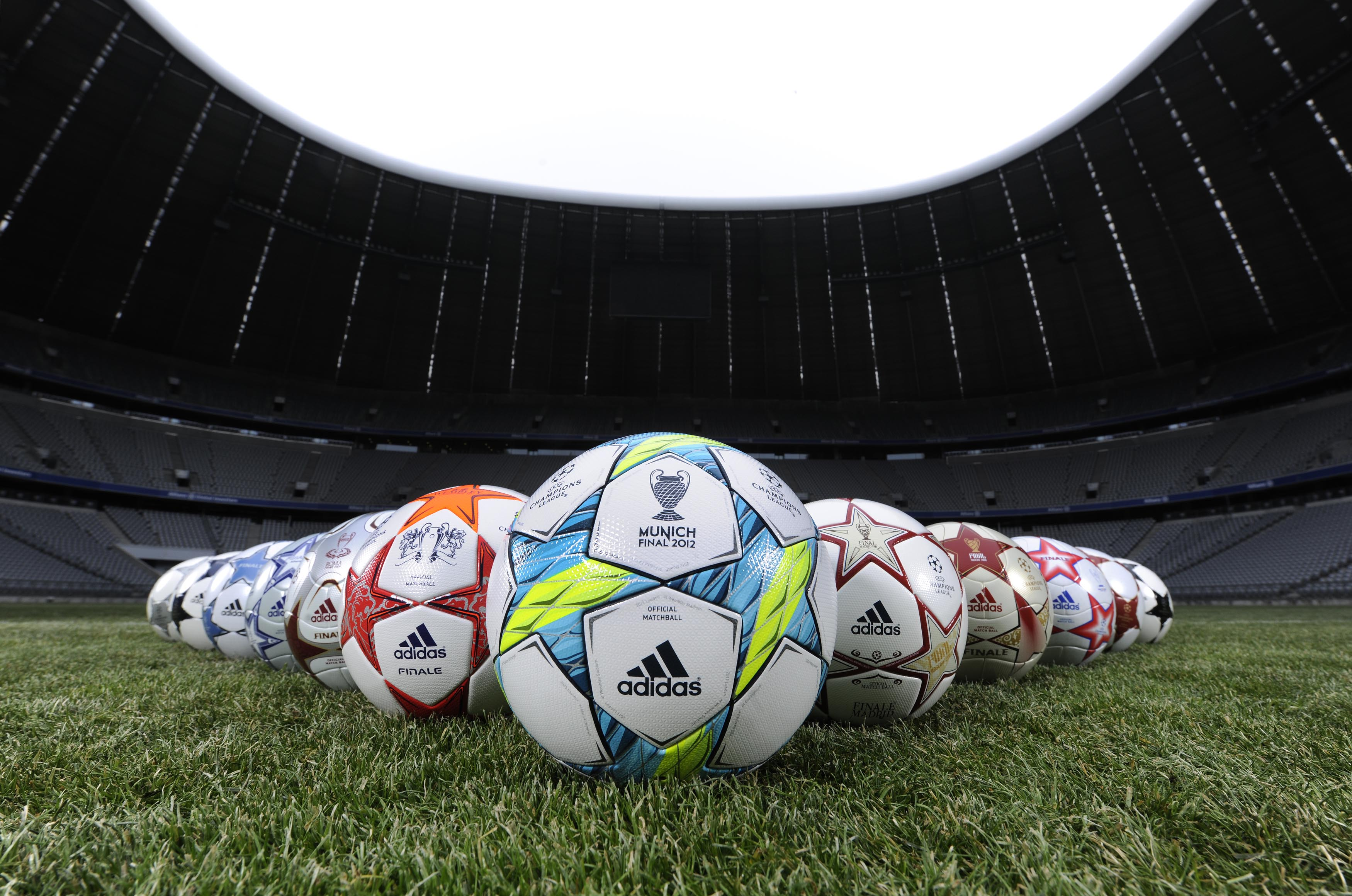 Champions: Champions League Football Release: Adidas Finale Munich
