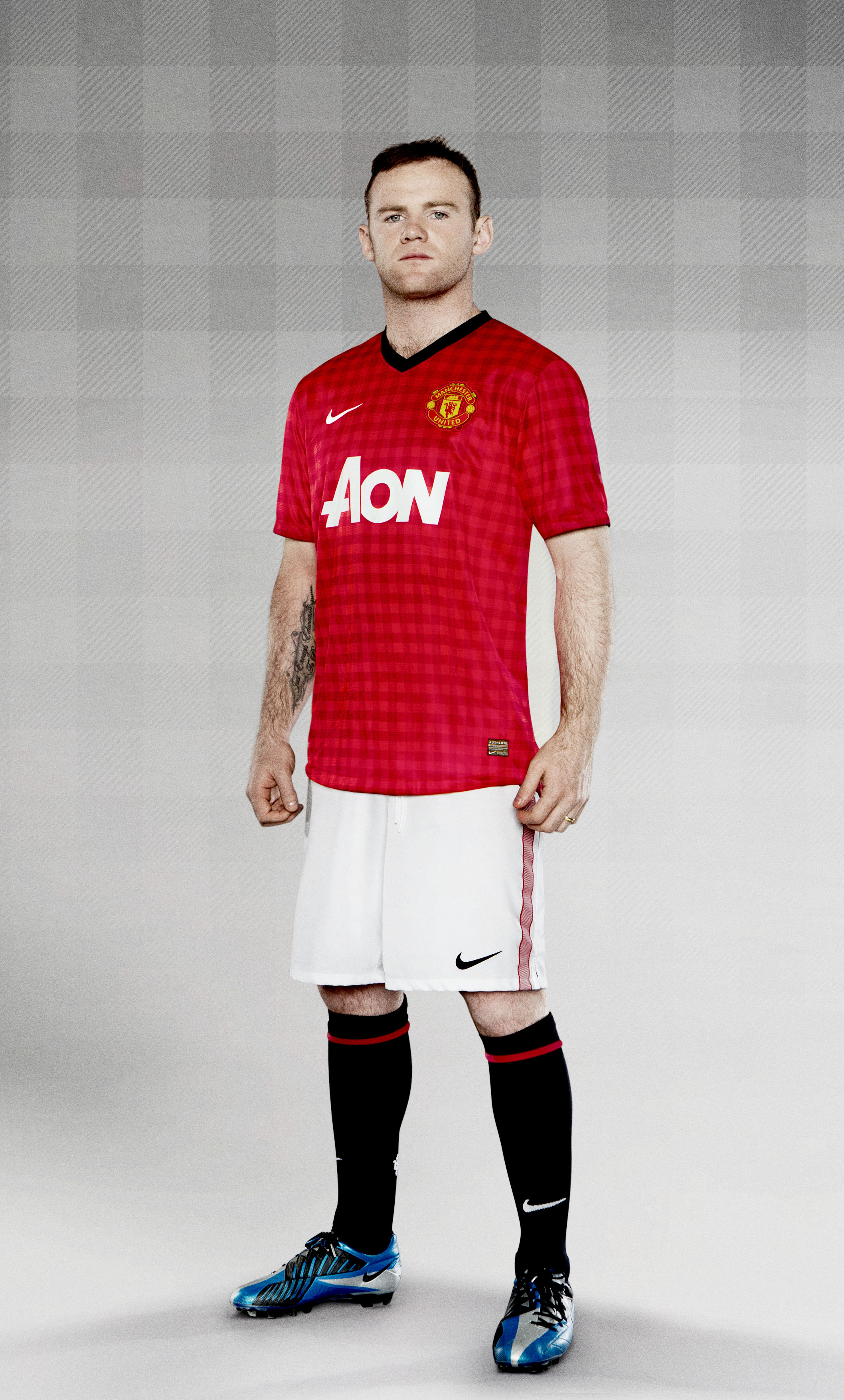 383dcb5d1ae Football kit release  Nike unveils Manchester United home kit for ...