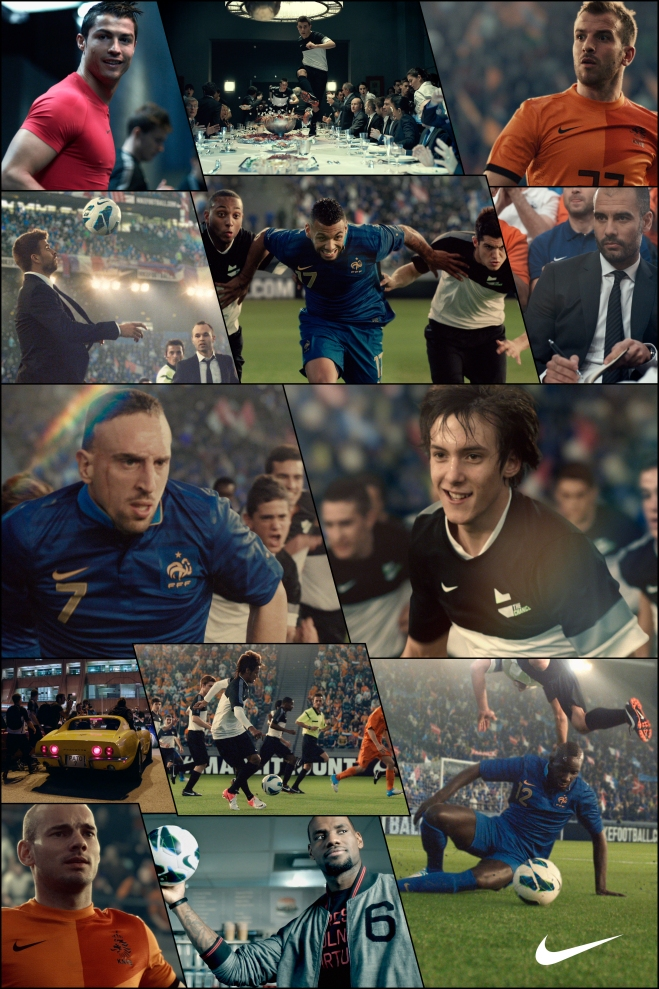 """Nike unveil """"My Time is Now"""" Campaign – SportLocker f1c45f6f7"""