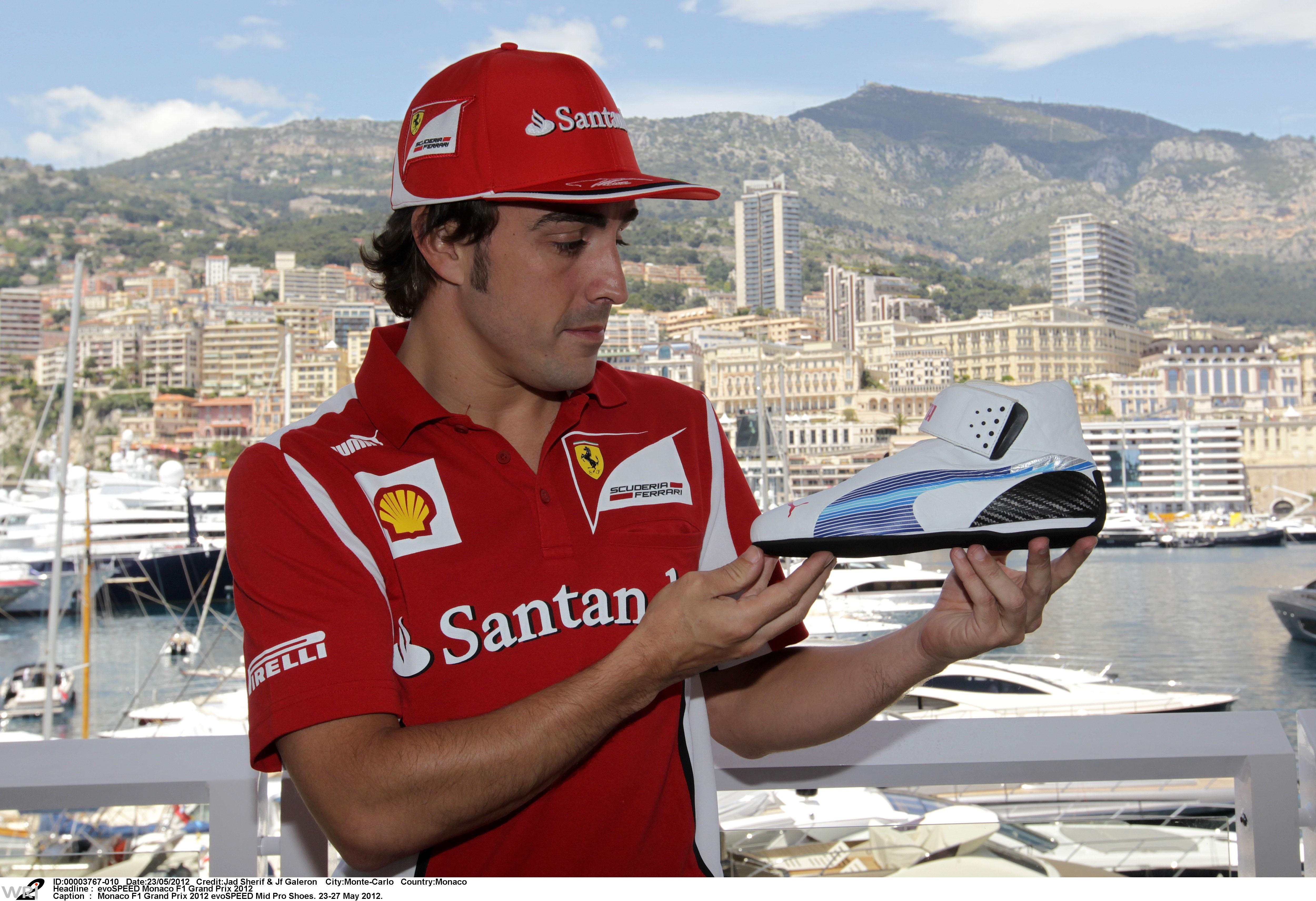congelado Estar confundido cansado  Sport-locker.net Interview with Fernando Alonso – SportLocker