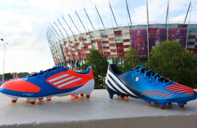 adidas - Podolski F50s and De Rossi Predators