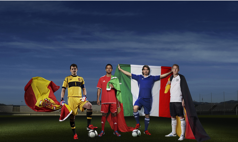 Euro 2012 Semi-Final Preview: Spain v Portugal – SportLocker