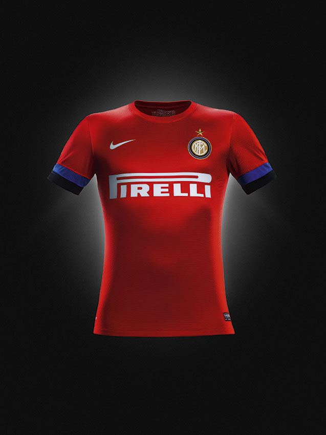 1baf6b996 Football kit release   Nike unveil Inter Milan 2012 13 Home and Away ...