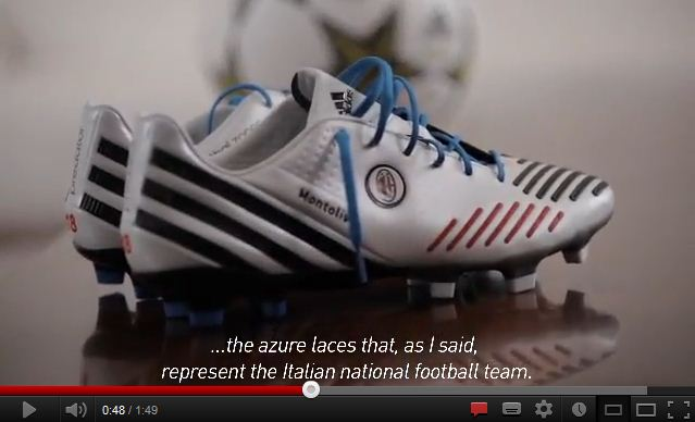 f5b3517534a0 Footballers personalise their own adidas football boots! – SportLocker