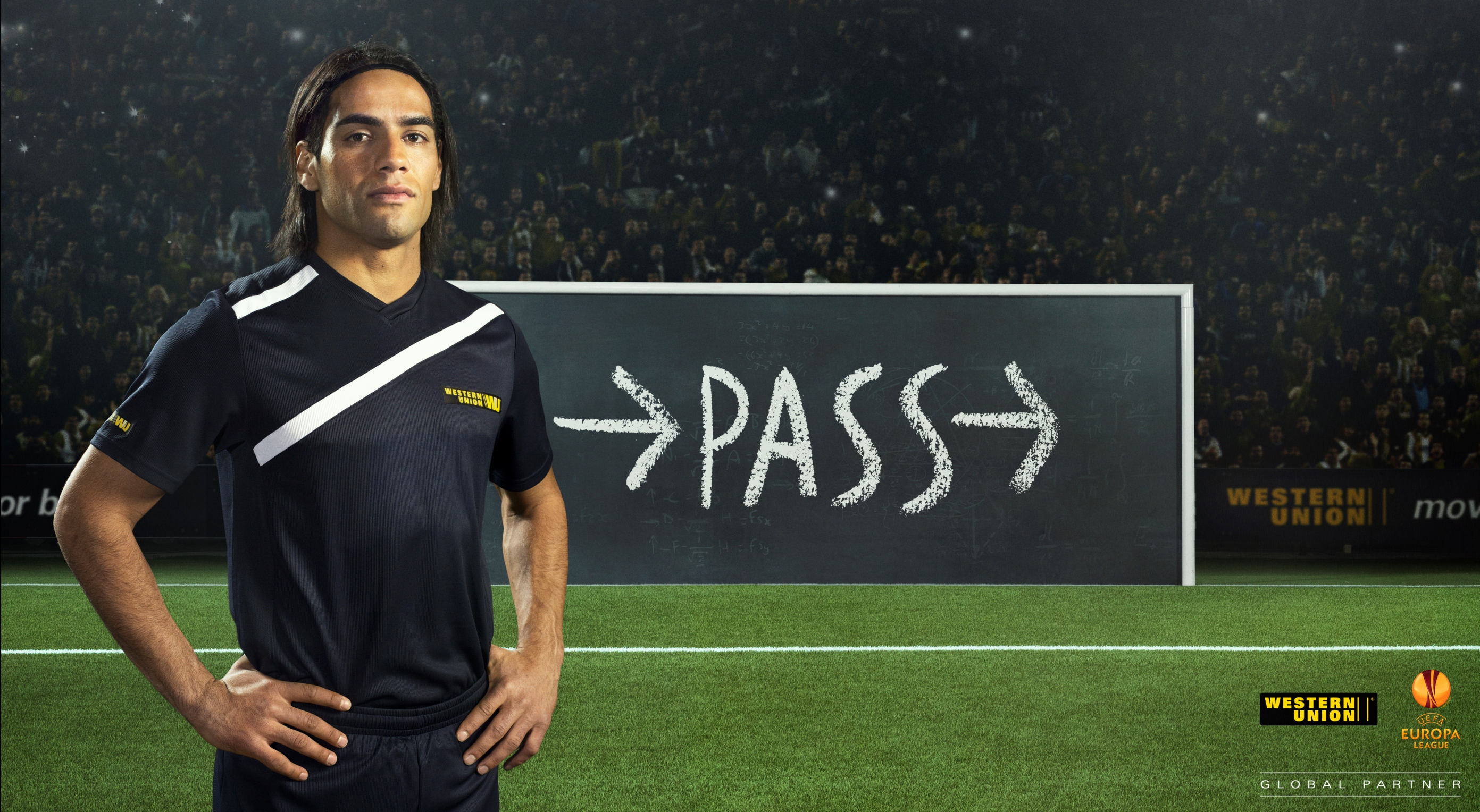 Western union completes transfer of falcao to support new for Oficina western union madrid