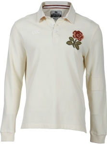 Canterbury - England 1871 Rugby Shirt, limited edition - £100
