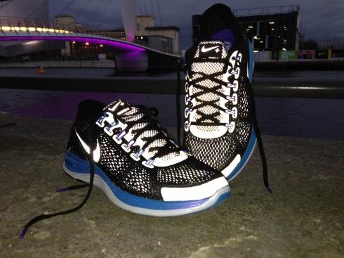 Nike LunarGlide+ 4  featured dark