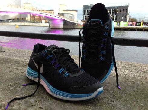 Nike LunarGlide+ 4  featured light