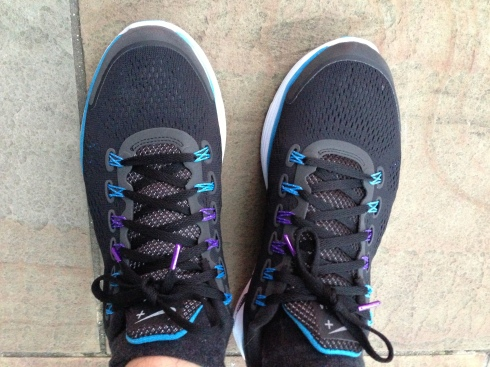 Nike LunarGlide+ 4 POV