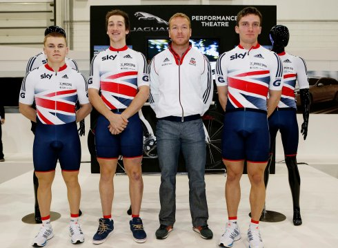 British Cycling - adidas Kit Launch