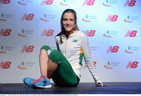 New Balance & Athletics Ireland Partnership Launch