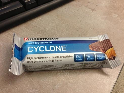 Cyclone Bar