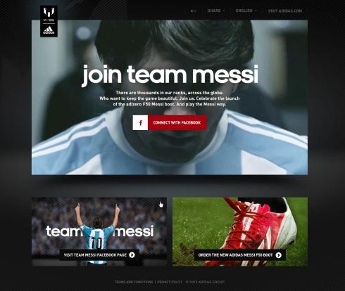 01_TeamMessi_Homepage