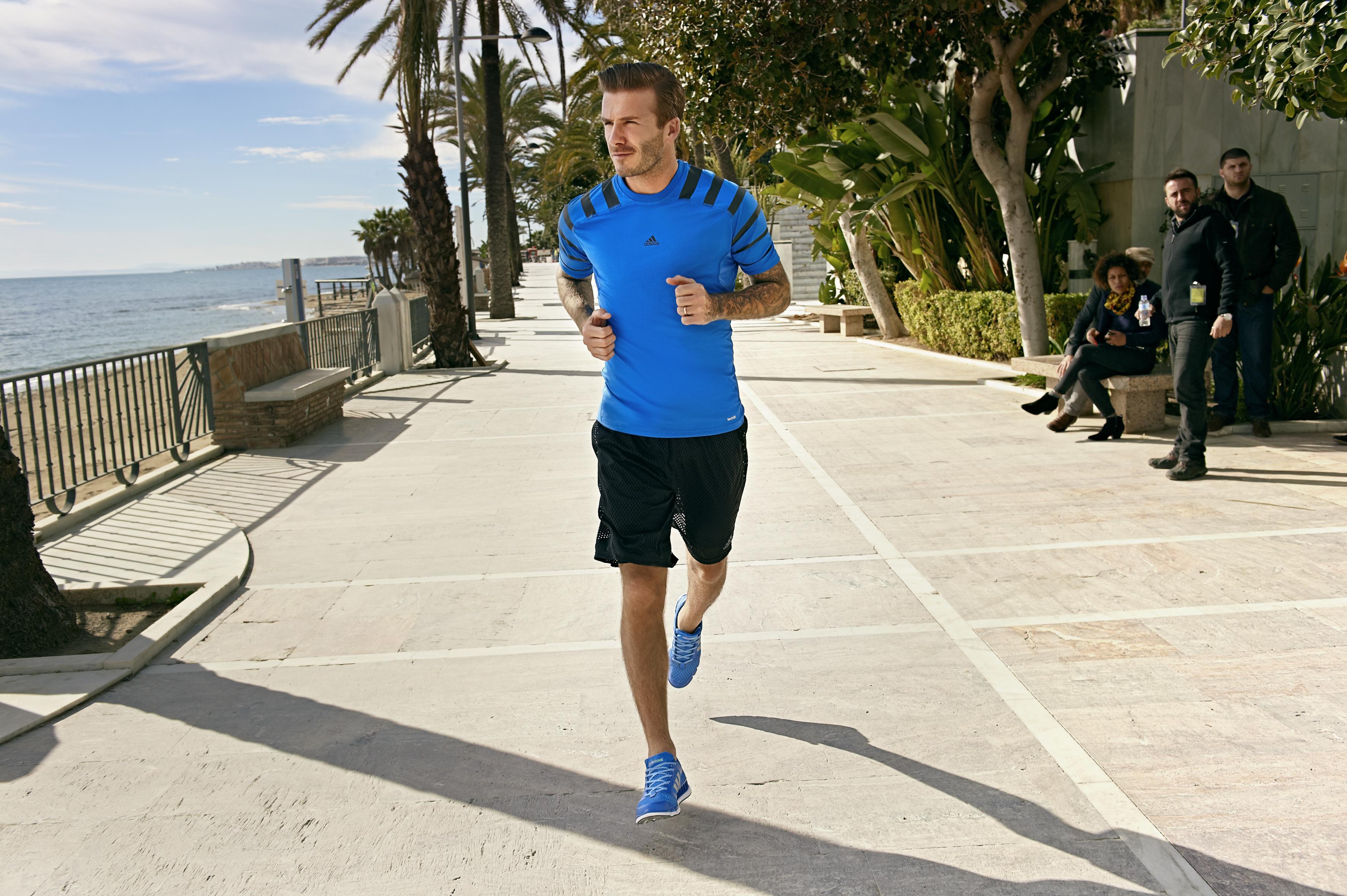 Adidas Climacool David Beckham