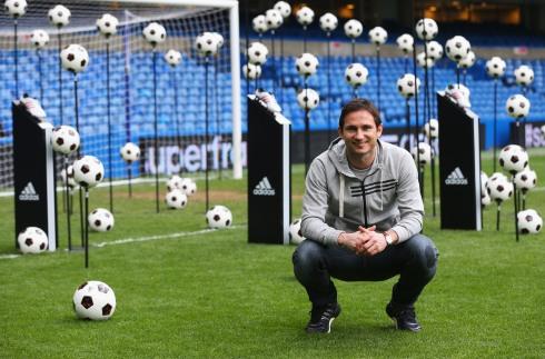 Frank Lampard Chelsea FC Record Goalscorer