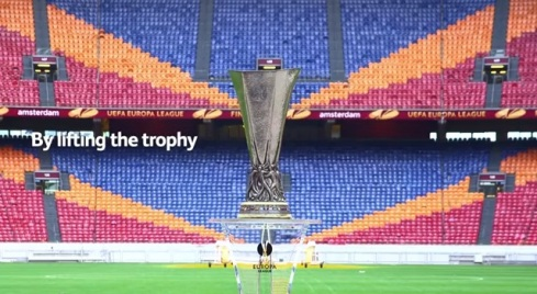 Europa League Race Trophy