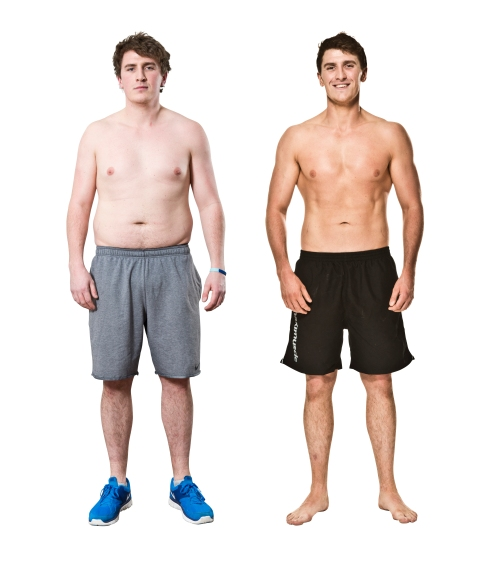 Oli Ward - Before and After