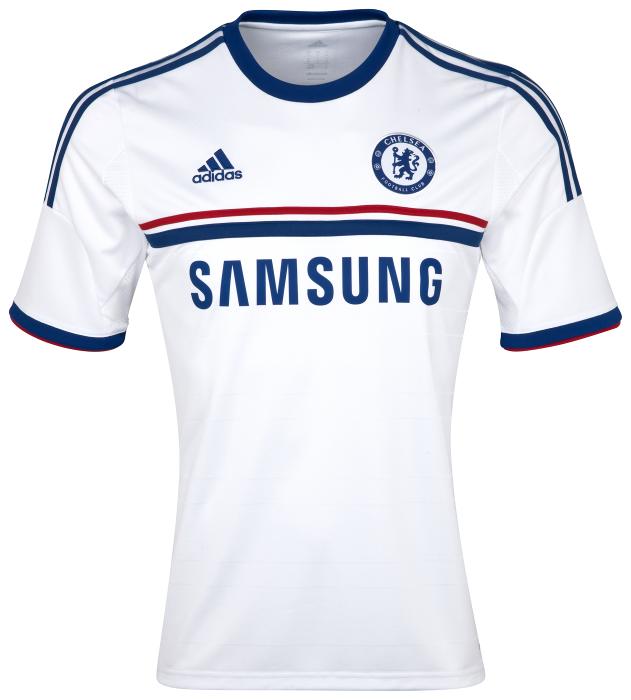 on sale e3e5d 2530e Football kit release: adidas reveal new Chelsea away kit for ...