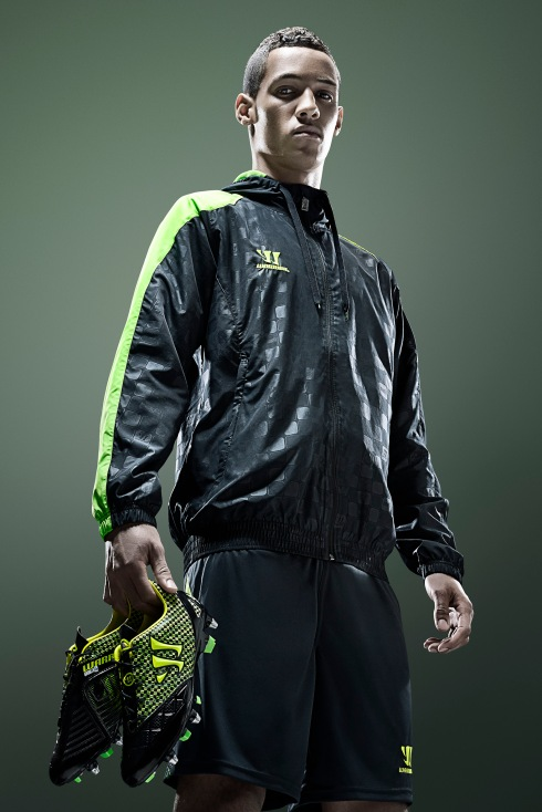 PROFILE IMAGE - THOMAS INCE WITH BOOT