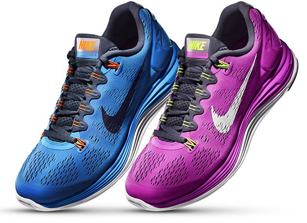 8cb70cbb825995 Running release  Nike launch LunarGlide+ 5 running shoe as part of their  Fall 2013 Collection