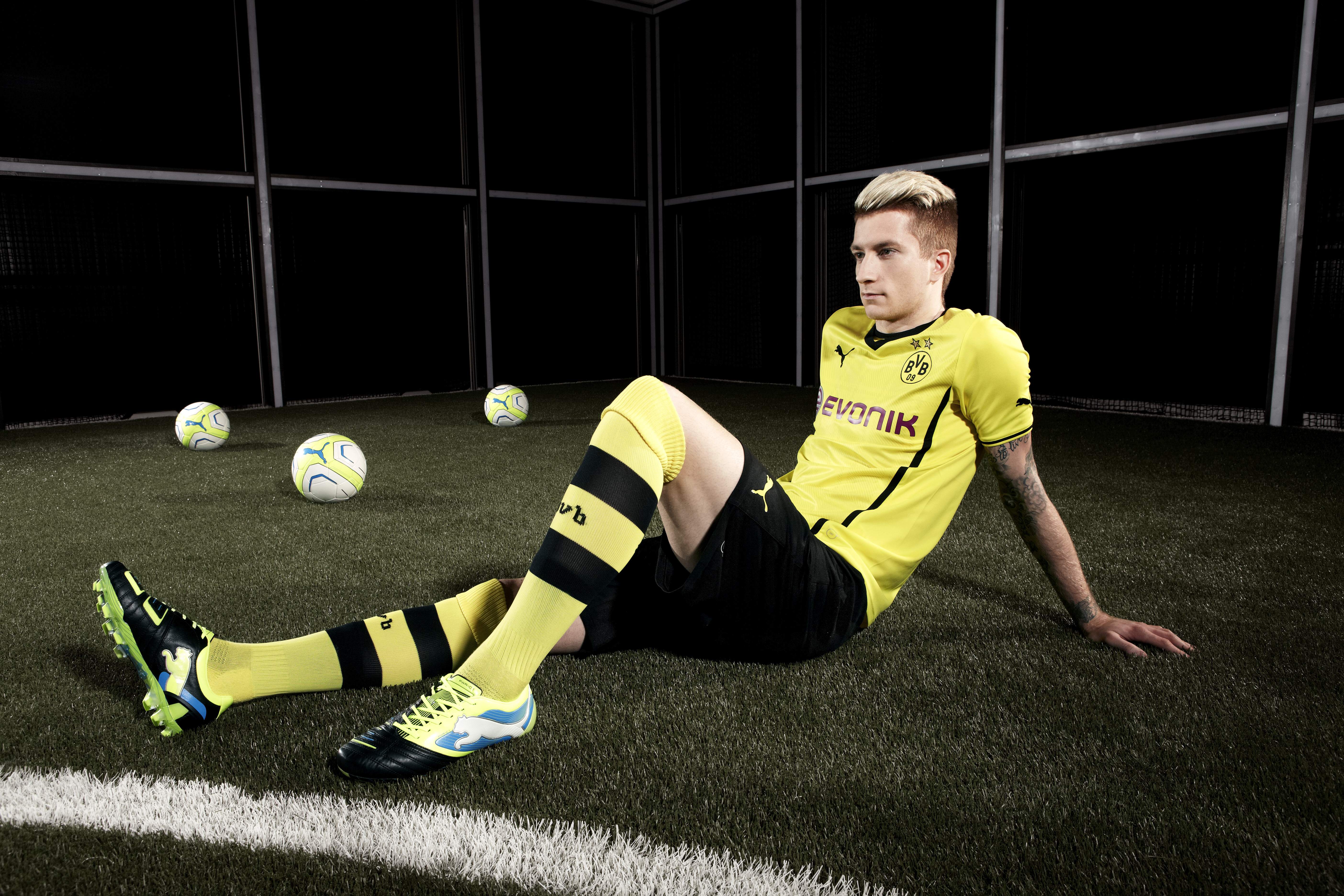 exclusive range shades of footwear Football kit release: PUMA unveils new Borussia Dortmund ...