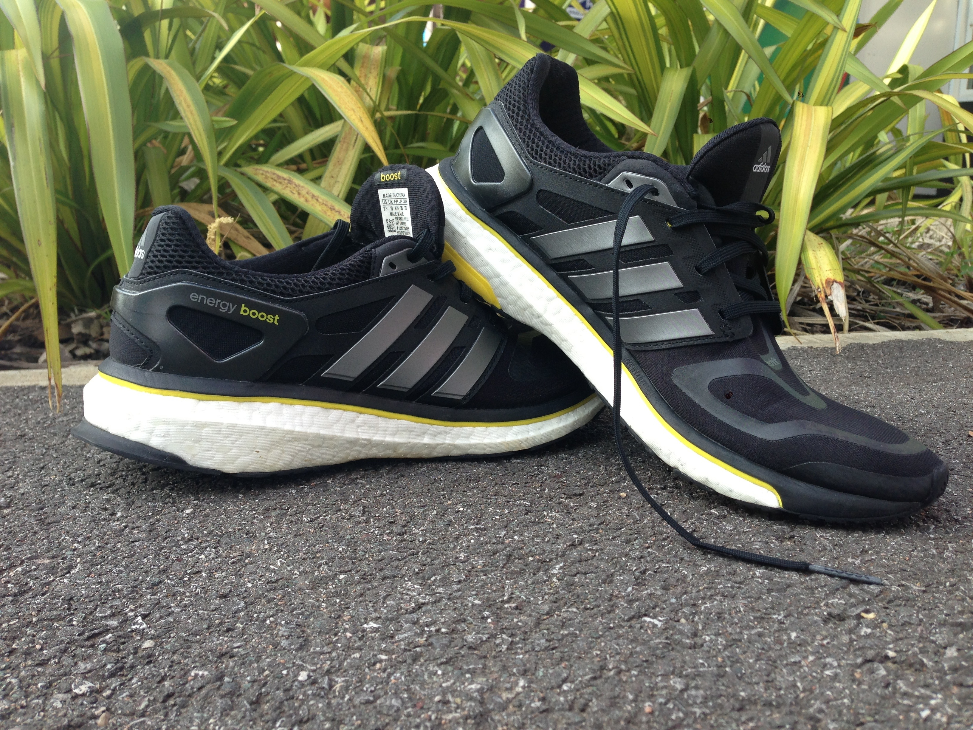 adidas energy boost running shoes 2013
