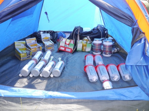 Nutrition's Tent