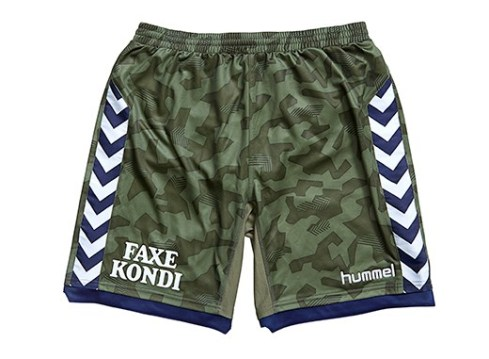 AGF away shorts