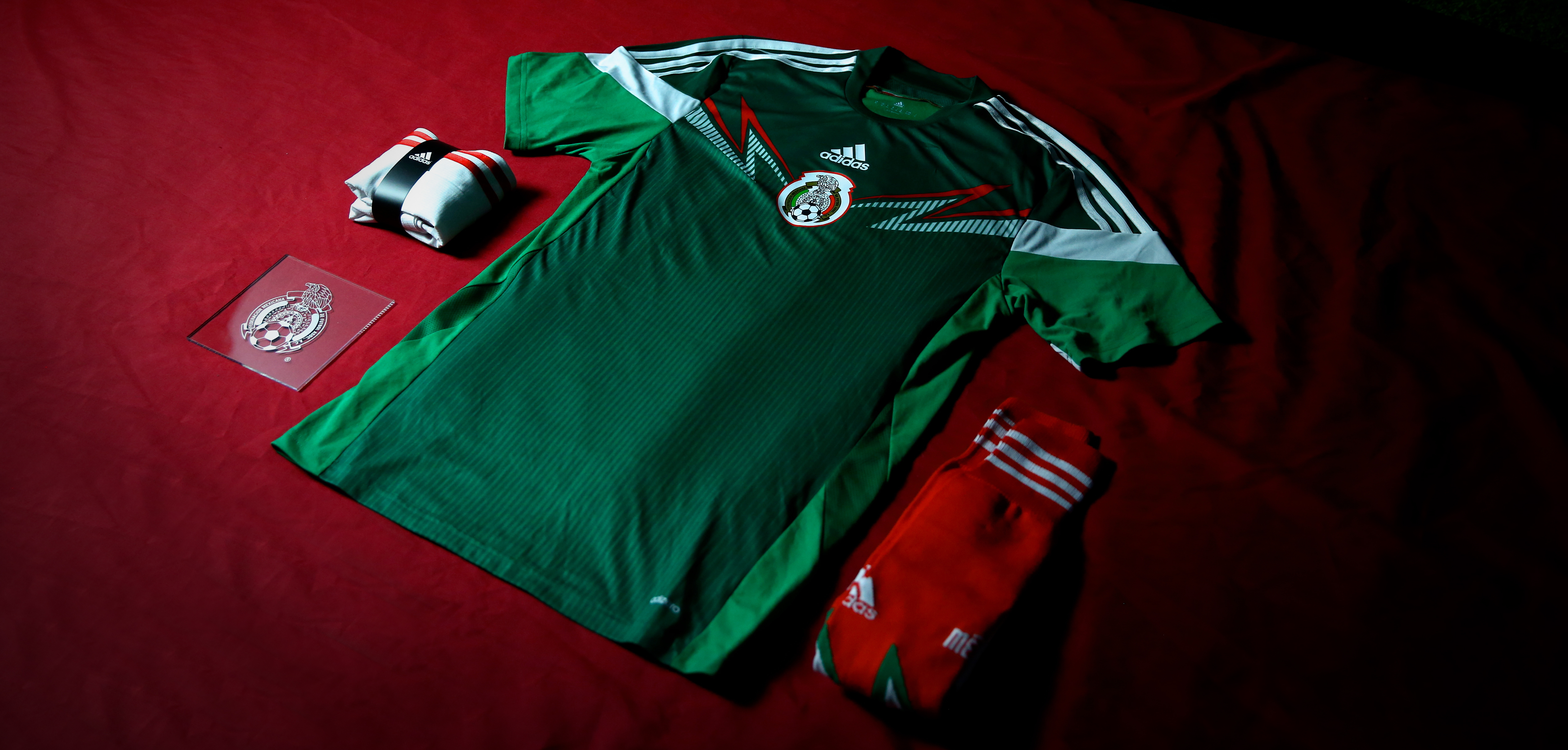 Mexico 2016 Copa America Home Kit Released - Footy Headlines  |Mexico National Team Kit
