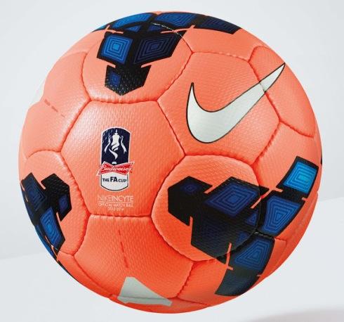 Nike 2013 14 FA Cup Match Ball (1)
