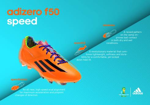 Orange f50 Tech Sheet