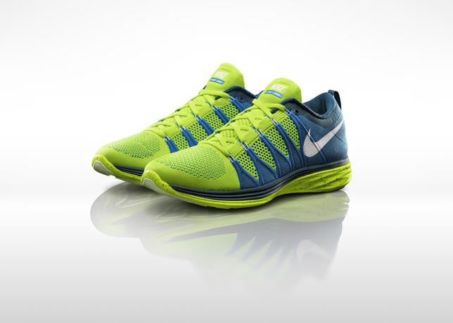 reputable site 327a5 fc10b Running shoe release  Nike launch the Flyknit Lunar 2