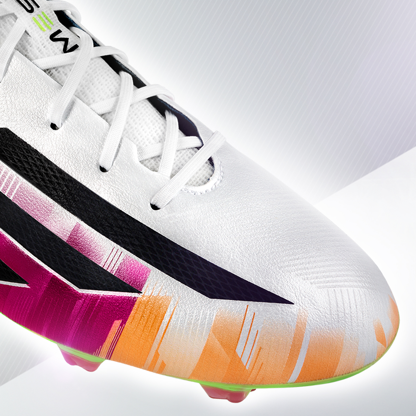 7cb8b8dda6f ... the adizero f50 Messi is one of the lightest boots on the market.  ADI MESSI DETAILS 5