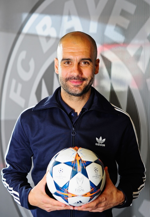 Pep Guardiola - Portrait And Interview For Adidas