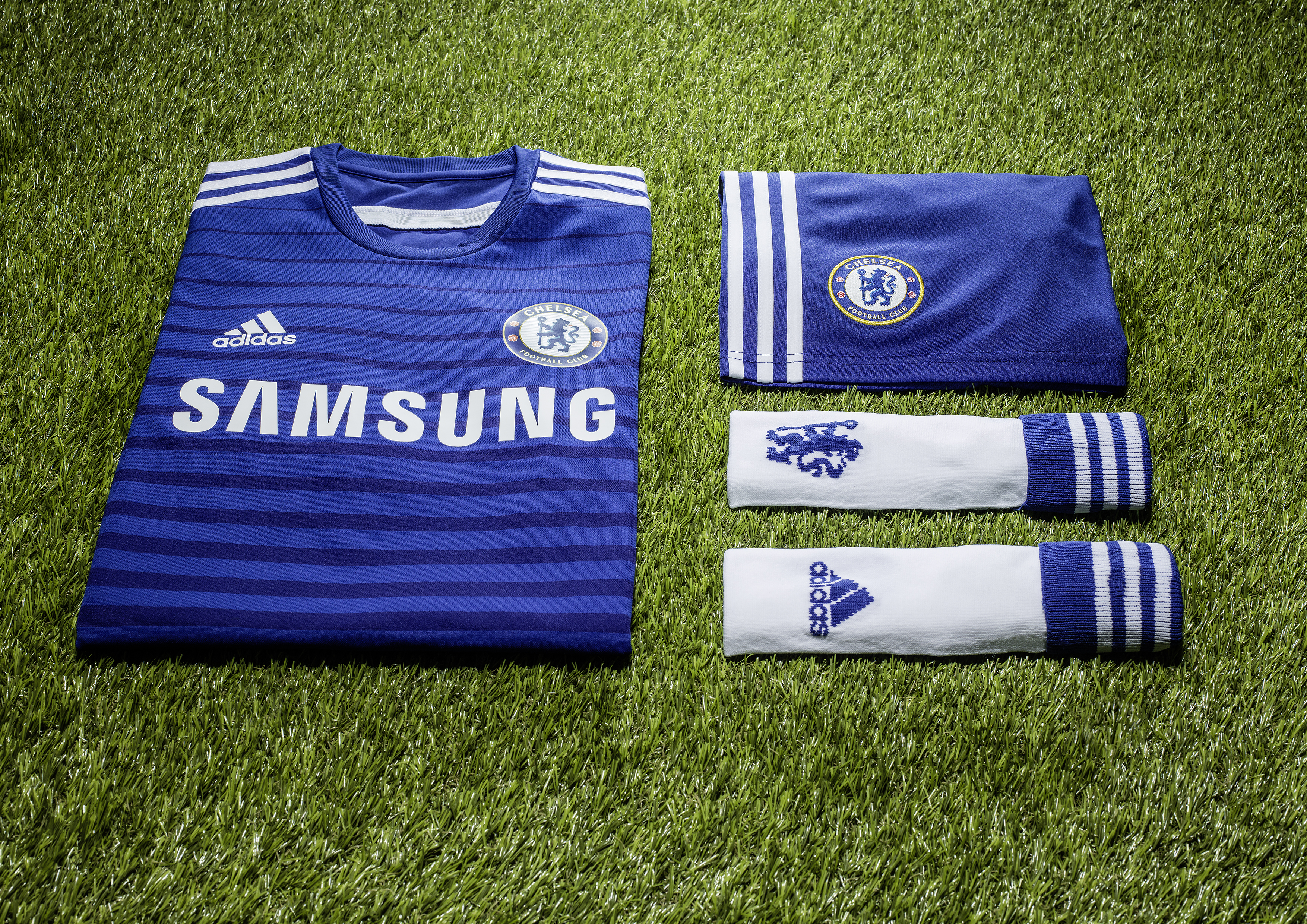 5d9fa557d 2014 15 chelsea fc 19 ba home soccer shirt kit ...