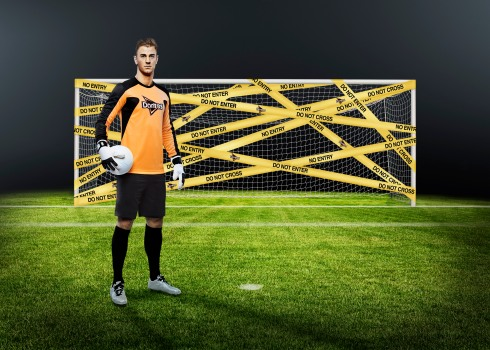 Doritos - Joe Hart - Goal
