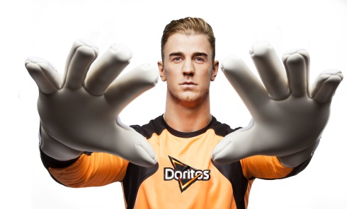 Doritos - Joe Hart - Hands