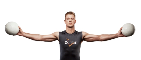 Doritos - Joe Hart - Stretch