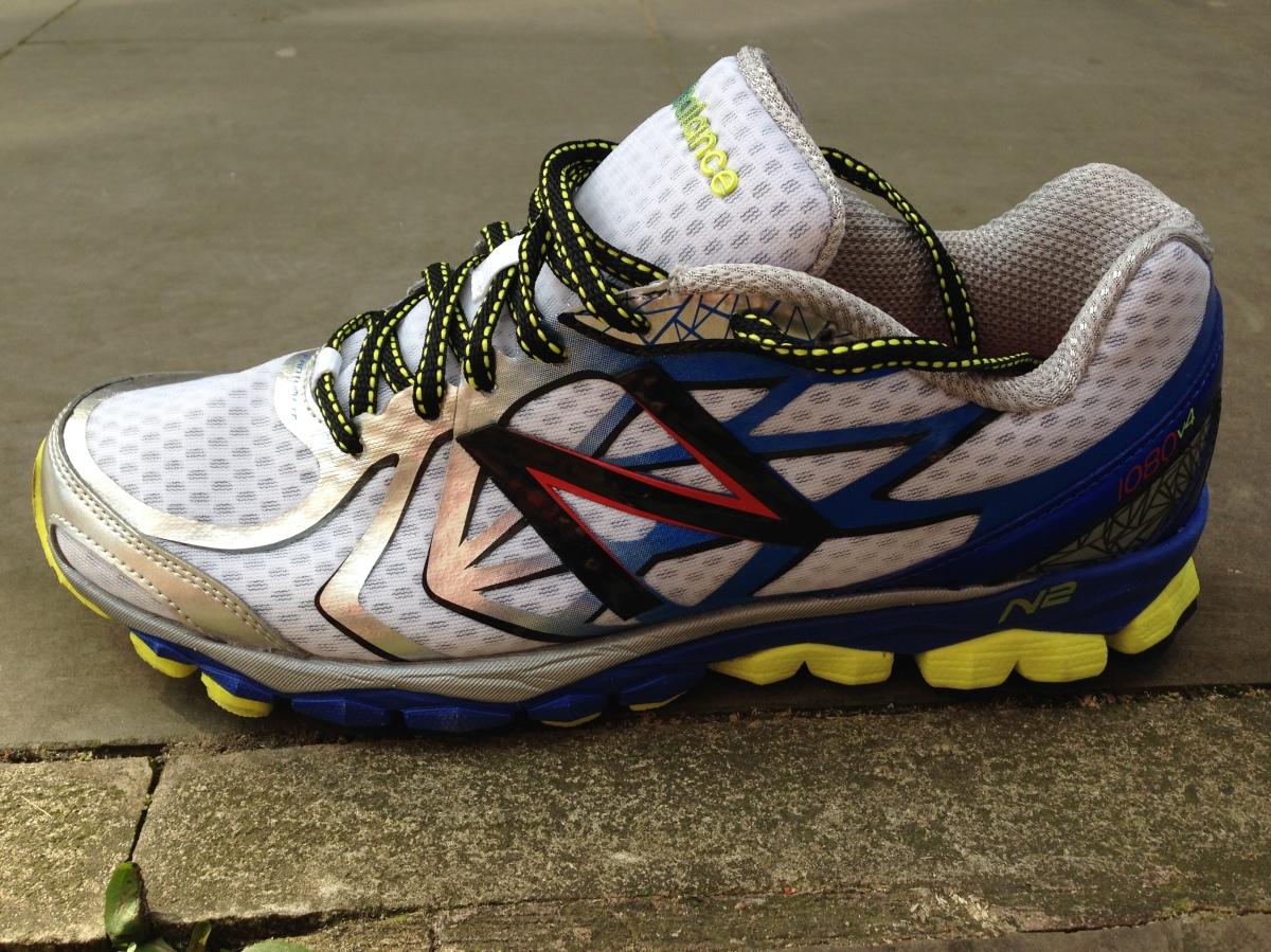 Sport-locker.net Running shoe review : New Balance 1080v4