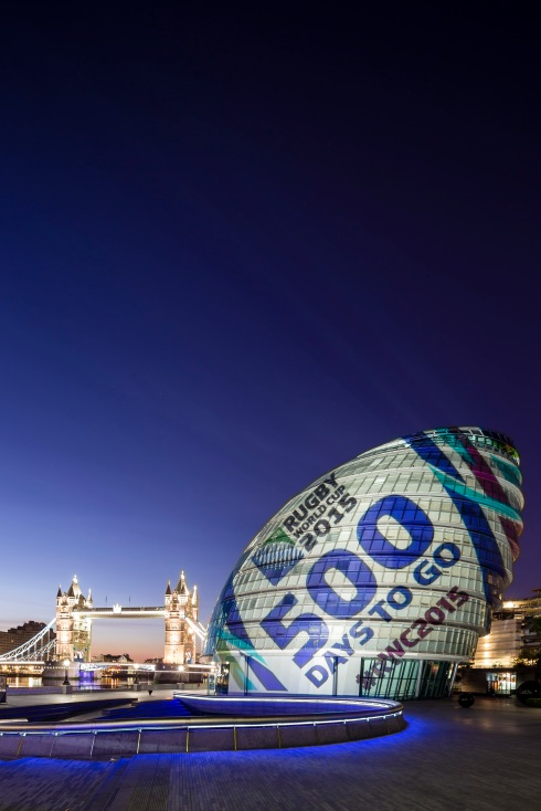500 Days to Go Until Rugby World Cup 2015