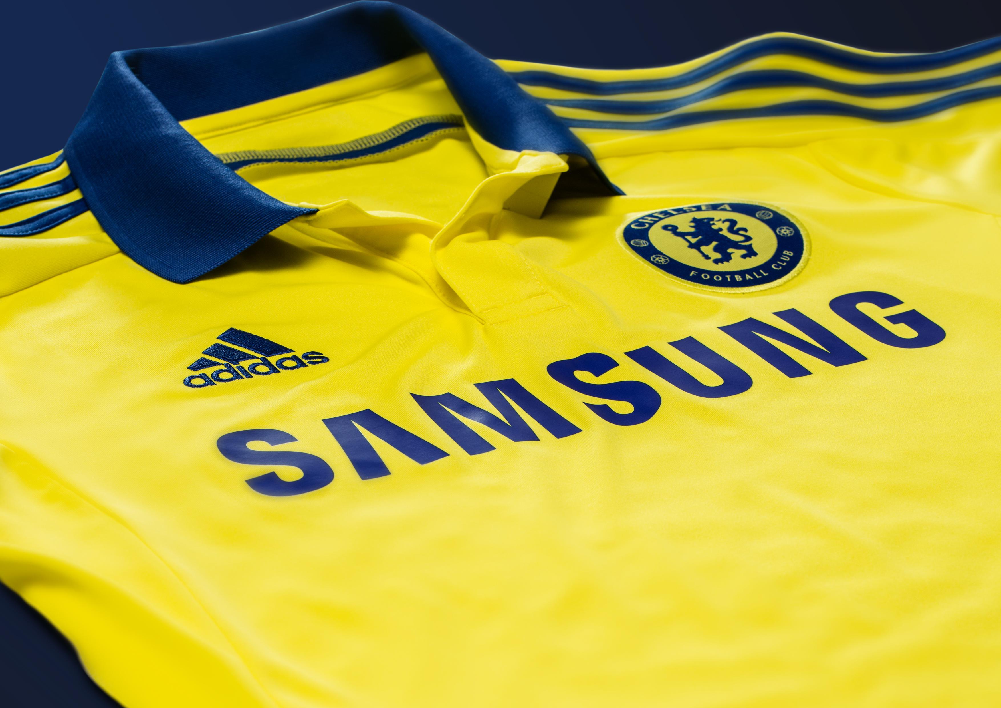 7752703ec adidas and Chelsea reveal away kit for 2014 15 season – SportLocker