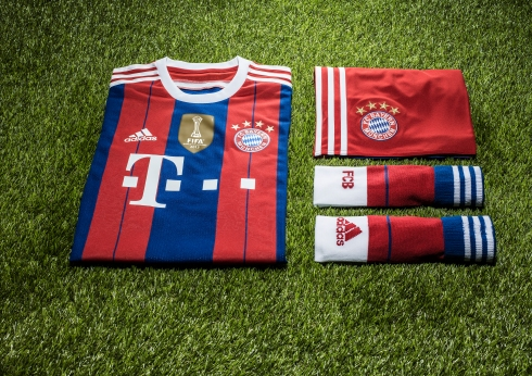 FC Bayern Mu-ª+¬nchen home on turf