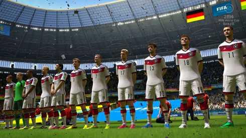 Germany Line-up